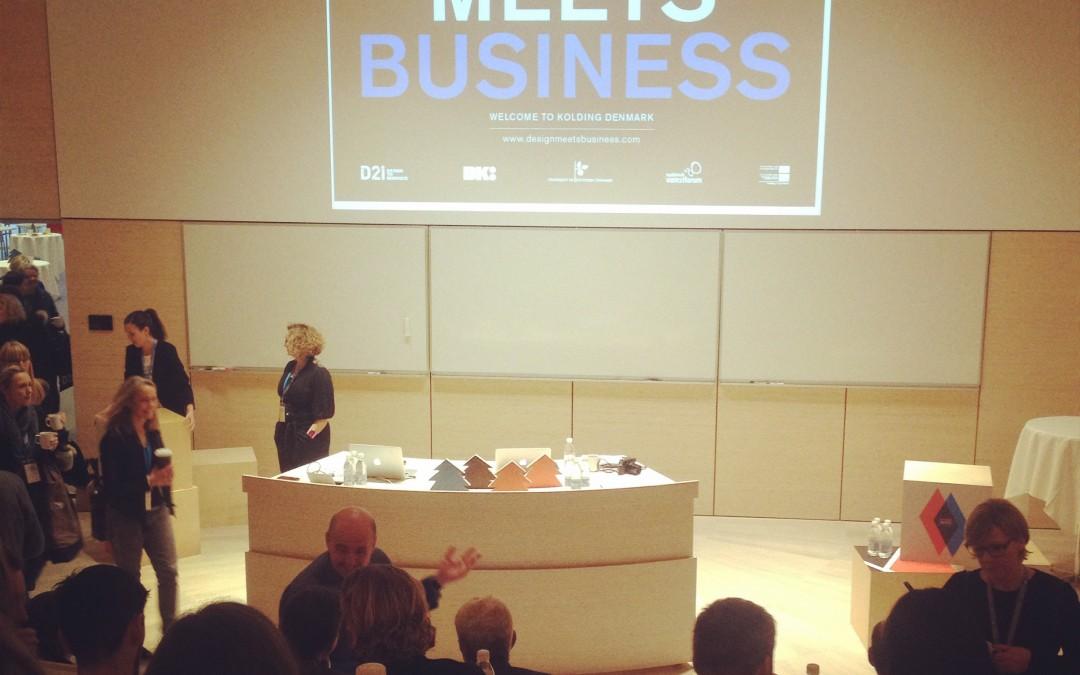 """Design meets Business"" in Kolding, Dänemark"