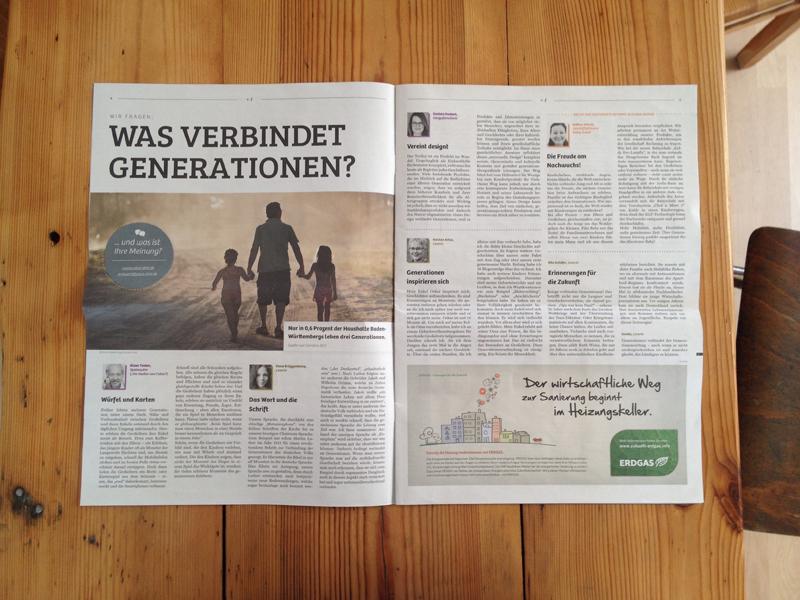 +3 Magazin der Süddeutschen